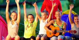 Топ-5 лучших детских лагерей в России